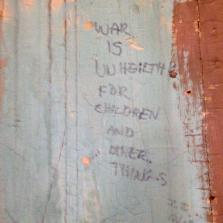 amp graffiti circa vietnam